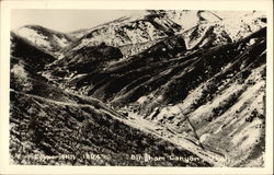 Copper Hill, Bingham Canyon (1904)