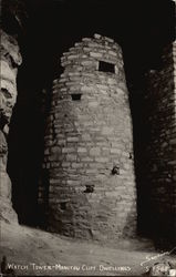 Watch Tower - Manitou Cliff Dwellings