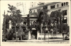 Home of Aimee Semple McPherson and L.I.F.E. Bible School