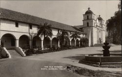 The Old Mission