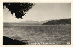 Hood's Canal from Madrona Lodge
