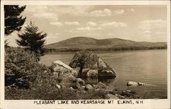Pleasant Lake and Kearsarge Mt