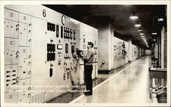 Grand Coulee Dam - Turbine and Generator Control Boards