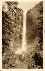 Bridal Veil Fall, Yosemite