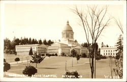 Washington State Capitol and Grounds