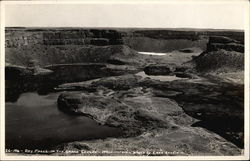 Dry Falls in the Grand Coulee
