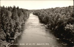 Eau Claire River at Hy. 27