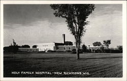 Holy Family Hospital and Grounds