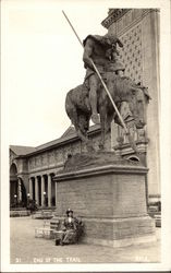 """End of the Trail"" - Sculpture by James Earle Fraser"