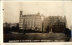 Robinson & Cleaver Building, Linnen Merchants