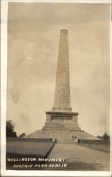 Wellington Monument in Phoenix Park