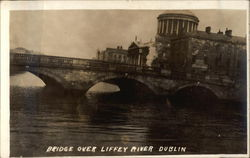Bridge over Liffey River