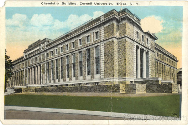 Chemistry Building, Cornell University Ithaca New York