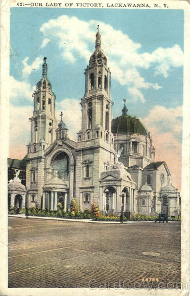 Our Lady Of Victory Lackawanna New York
