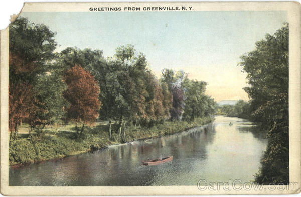 Greetings From Greenville New York