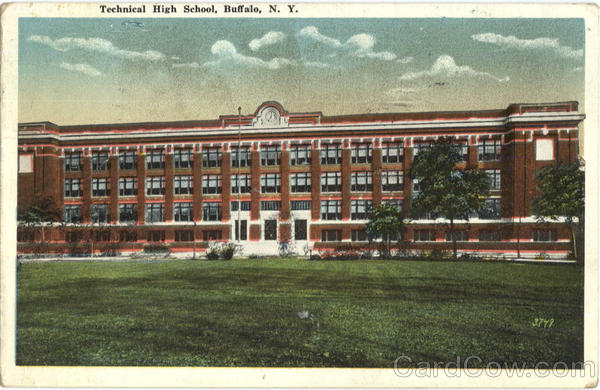 Technical High School Buffalo New York