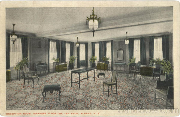 Reception Room Albany New York