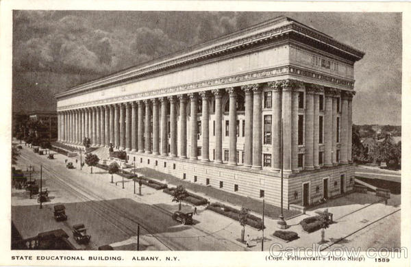 State Educational Building Albany New York