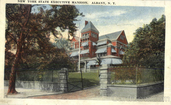 New York State Executive Mansion Albany