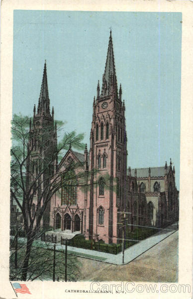 Cathedral Albany New York