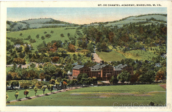 Mt. De Chantel Academy Wheeling West Virginia