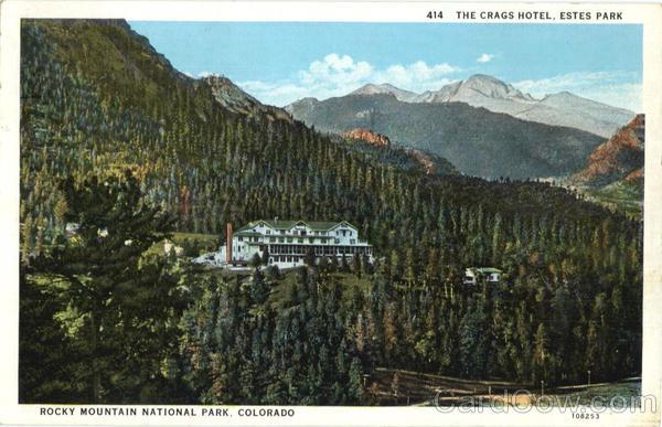 Crags Hotel Estes Park