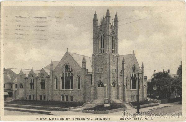 Episcopal Church In Ocean City Nj