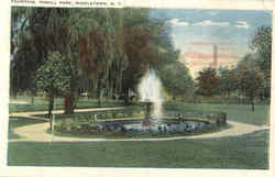 Fountain , Thrall Park