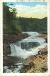The Lower Falls