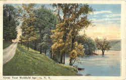 Scene Near Richfield Springs Postcard