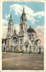 Our Lady Of Victory Postcard