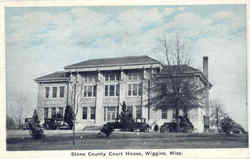 Stone County Court House