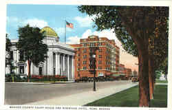Washoe County Court House And Riverside Hotel