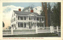 Governor Samuel Huntington Residence