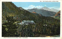 The Crags Hotel, Rocky Mountain National Park