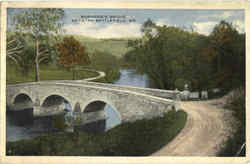 Burnside's Bridge, Antietam Battlefield
