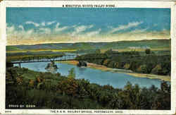 A Beautiful Scioto Valley Scene