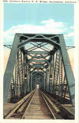 Northern Electric R. R. Bridge