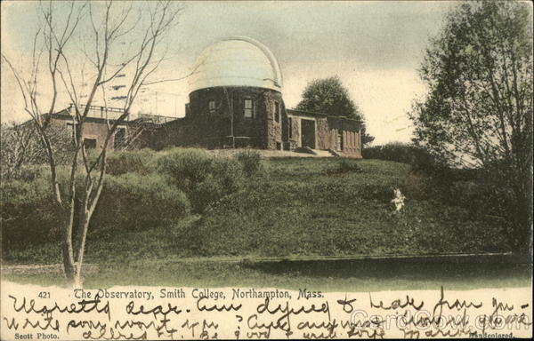 Smith College - The Observatory Northampton Massachusetts