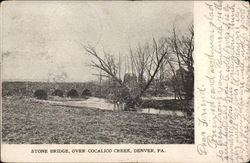 Stone Bridge over Cocalico Creek