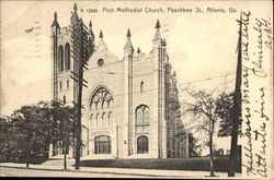 First Methodist Church, Peachtree St