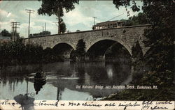 Old National Bridge over Antietam Creek