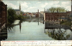 Pawtucket River Above Falls