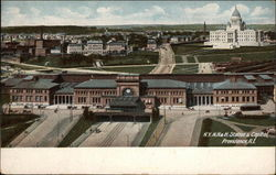 N.Y., N.H. & H. Station and Capitol