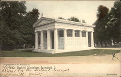 Bushnell Mausoleum and Grounds