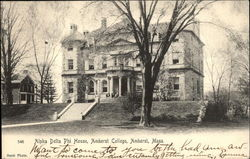 Alpha Delta Phi House, Amherst College