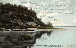 The Bluff, Union Lake