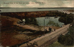 General View of the Dam and Union Lake