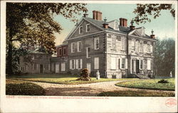 Clivedon, The Chew Mansion, Germantown