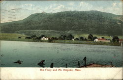 The Ferry and Mt. Holyoke
